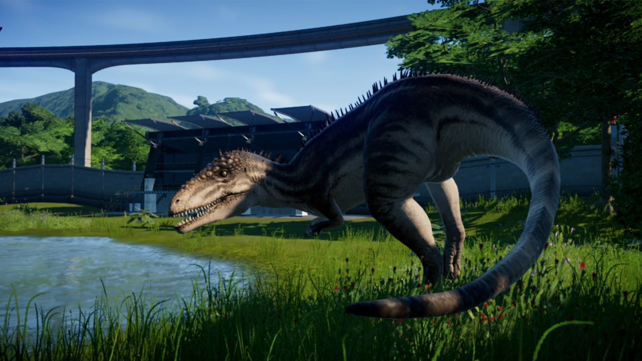Jurassic World Evolution complete edition nintendo switch interview