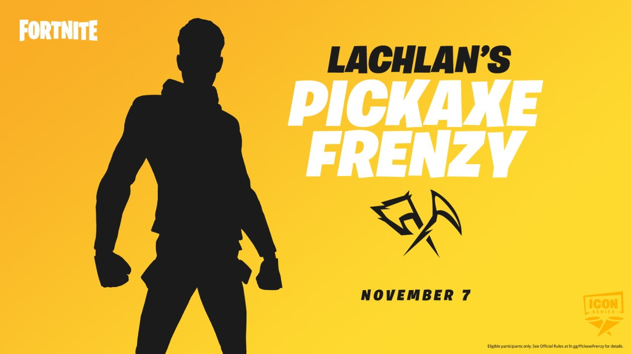 Lachlan fortnite icons series skins