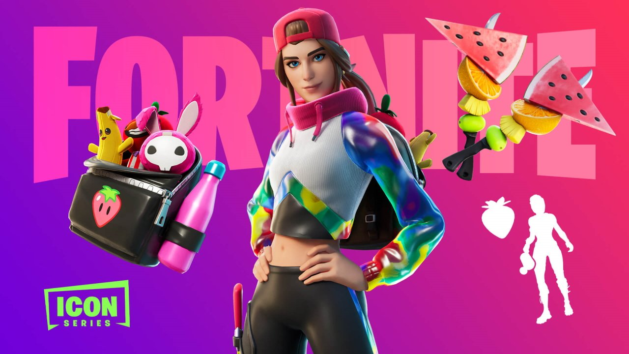 Fortnite Icons Series loserfruit