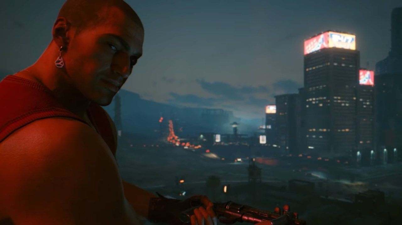 All romance options in Cyberpunk 2077 river ward