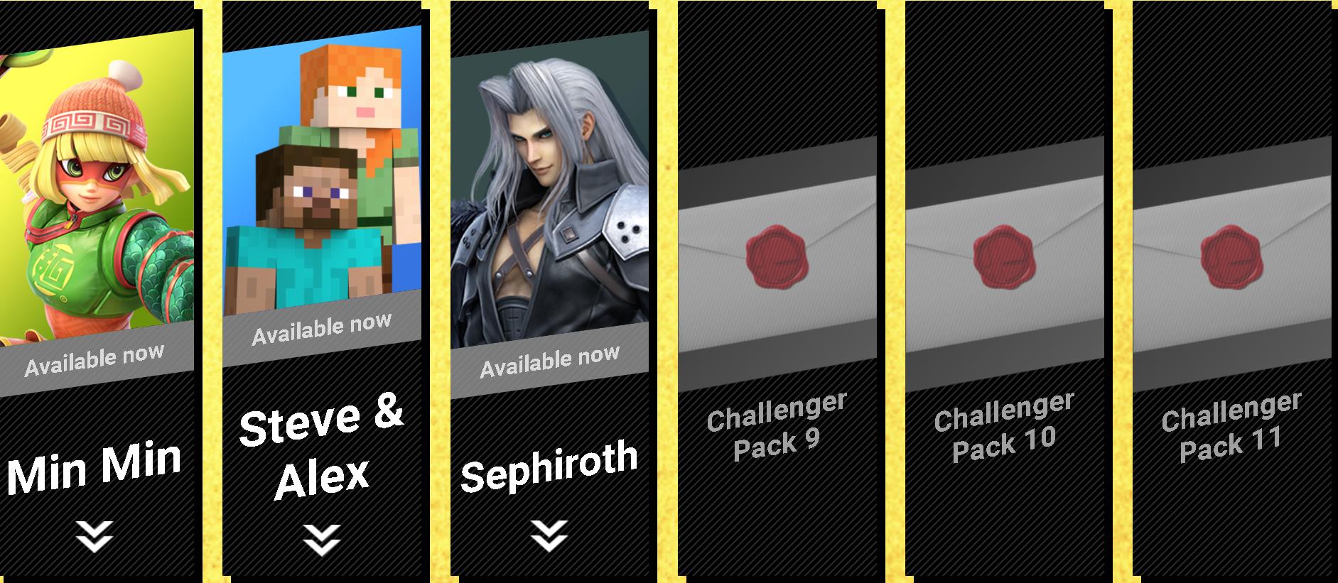 Super Smash Bros. Ultimate DLC fighter guide © Nintendo