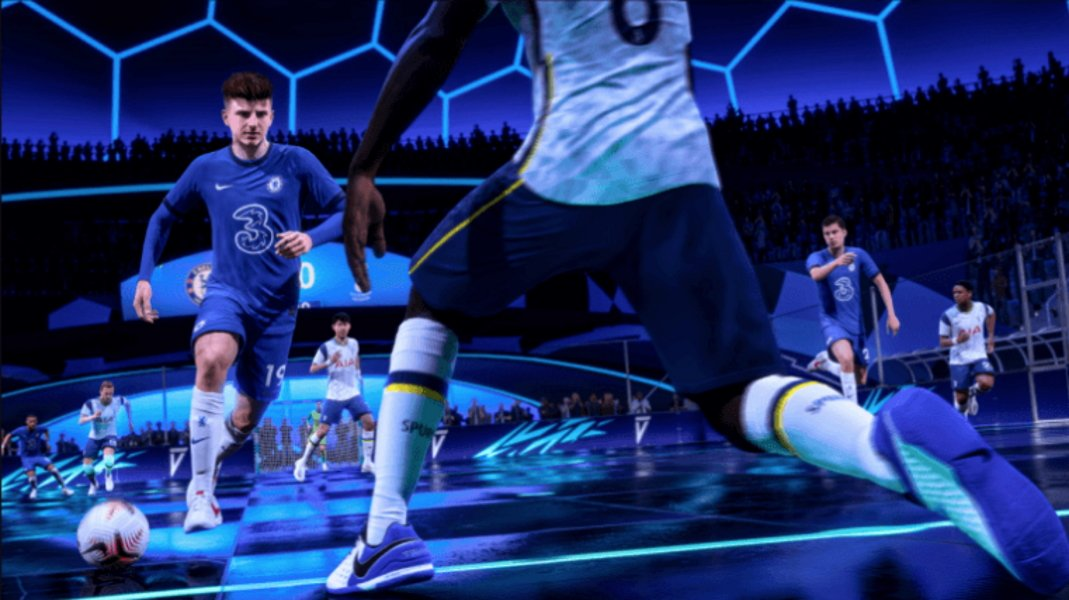 Fifa 21 next gen upgrade arrives early