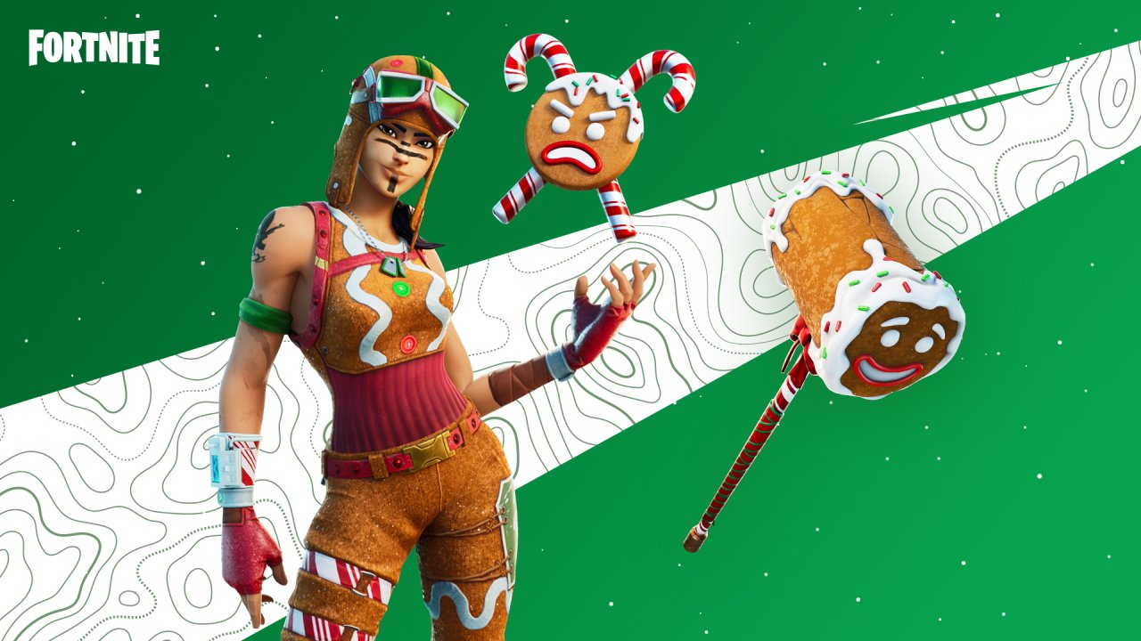 Fortnite Winter Event 2020 skins