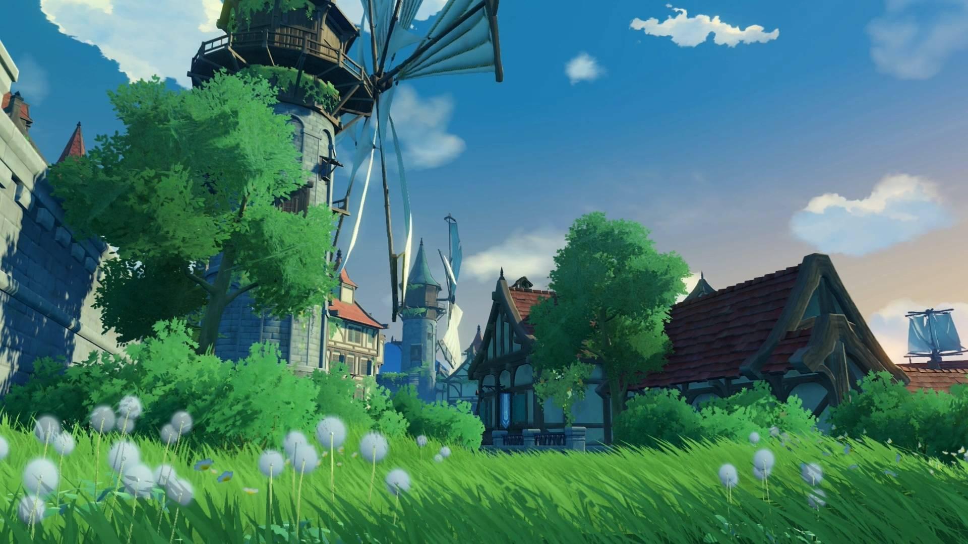 Genshin Impact Nameless Treasure guide © miHoYo