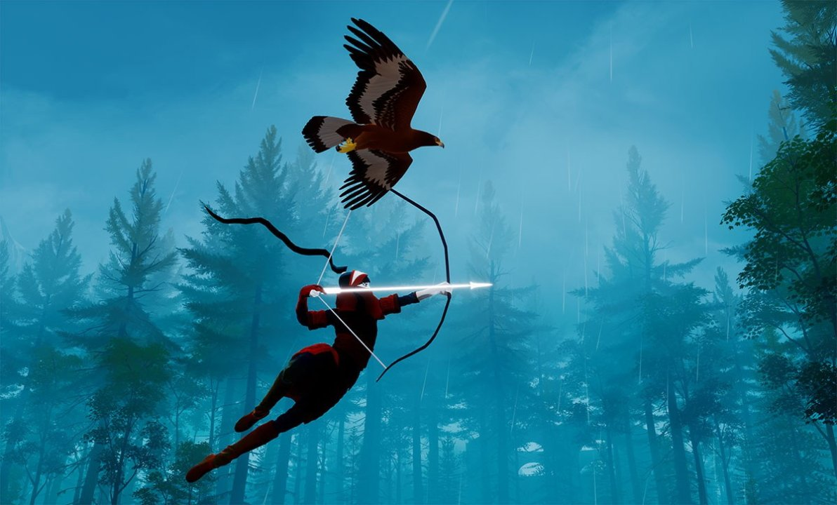 The Pathless soundtrack austin wintory interview