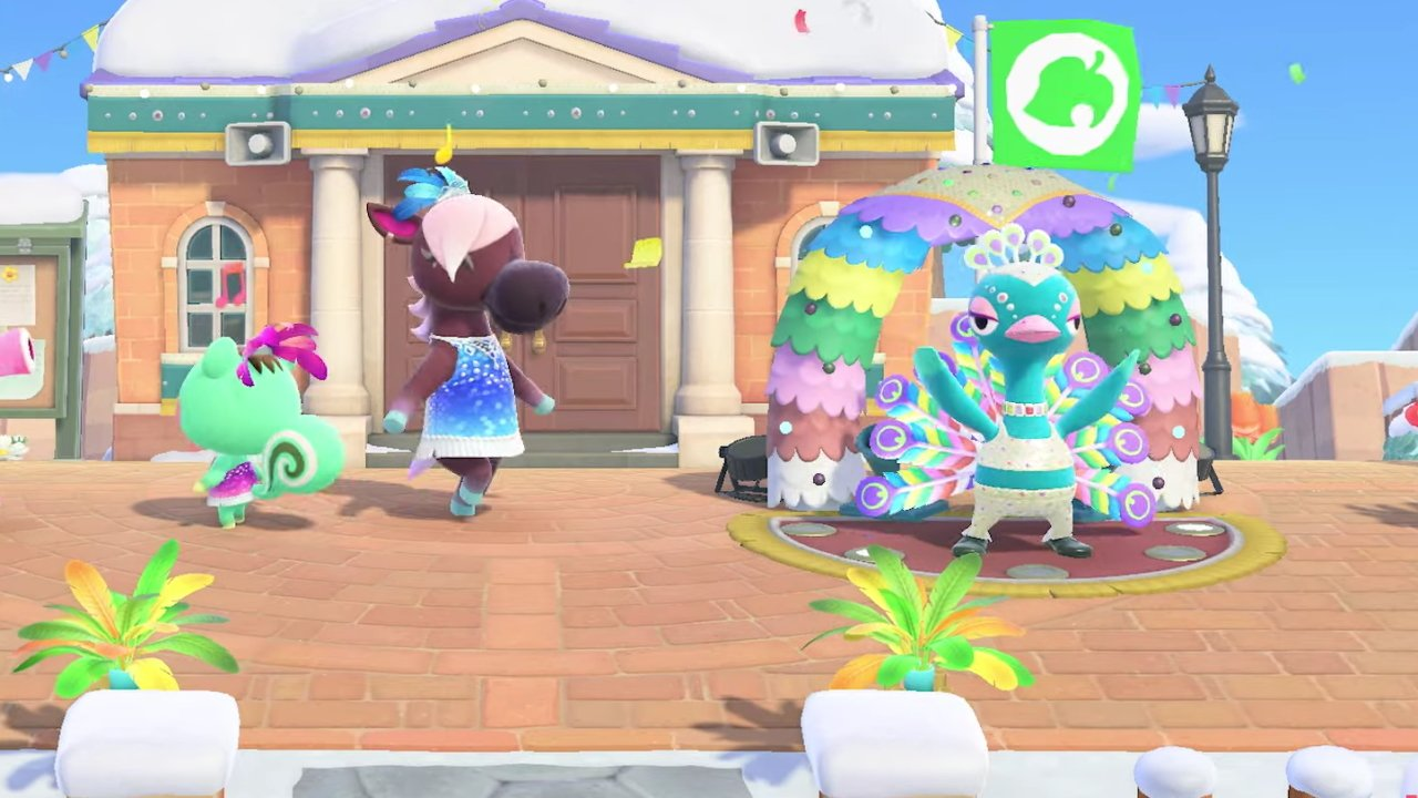 Festivale items list animal crossing new horizons