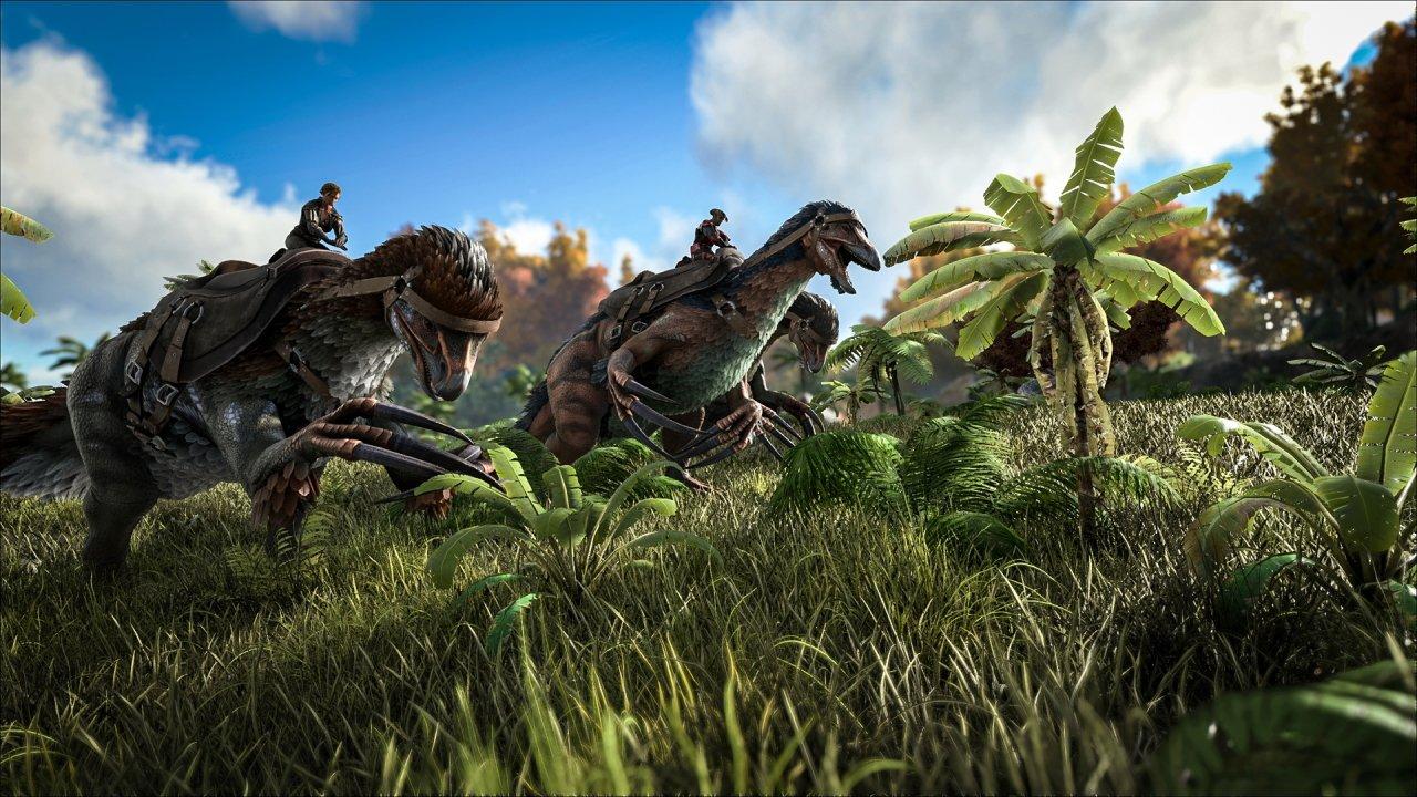 Games like rust ark survival evolved