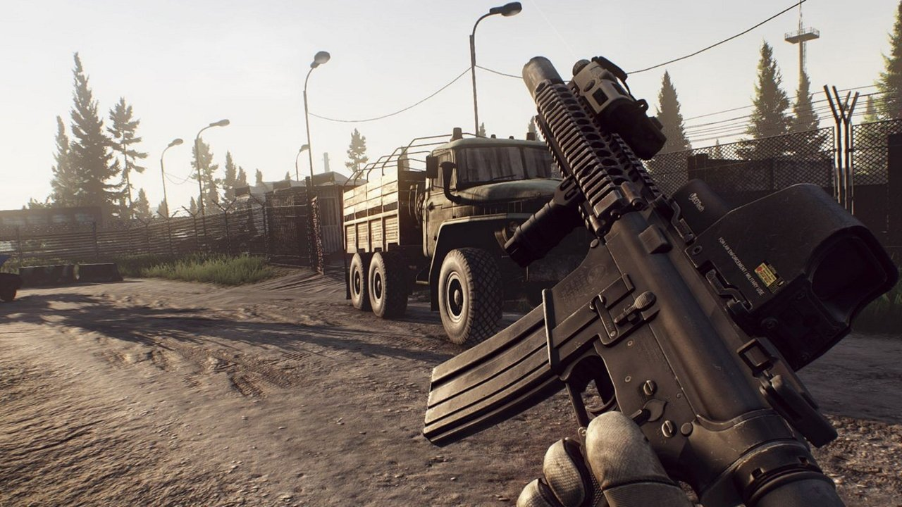games like rust escape from tarkov