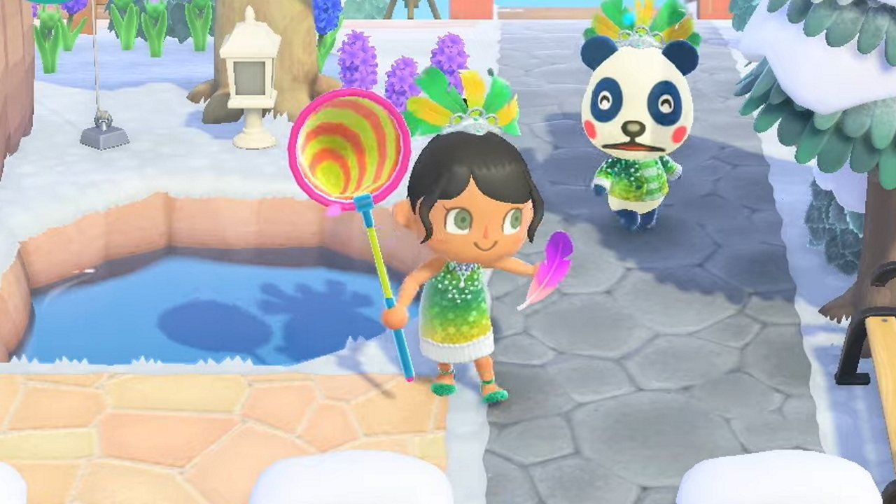 How to get festivale items in Animal Crossing: New Horizons