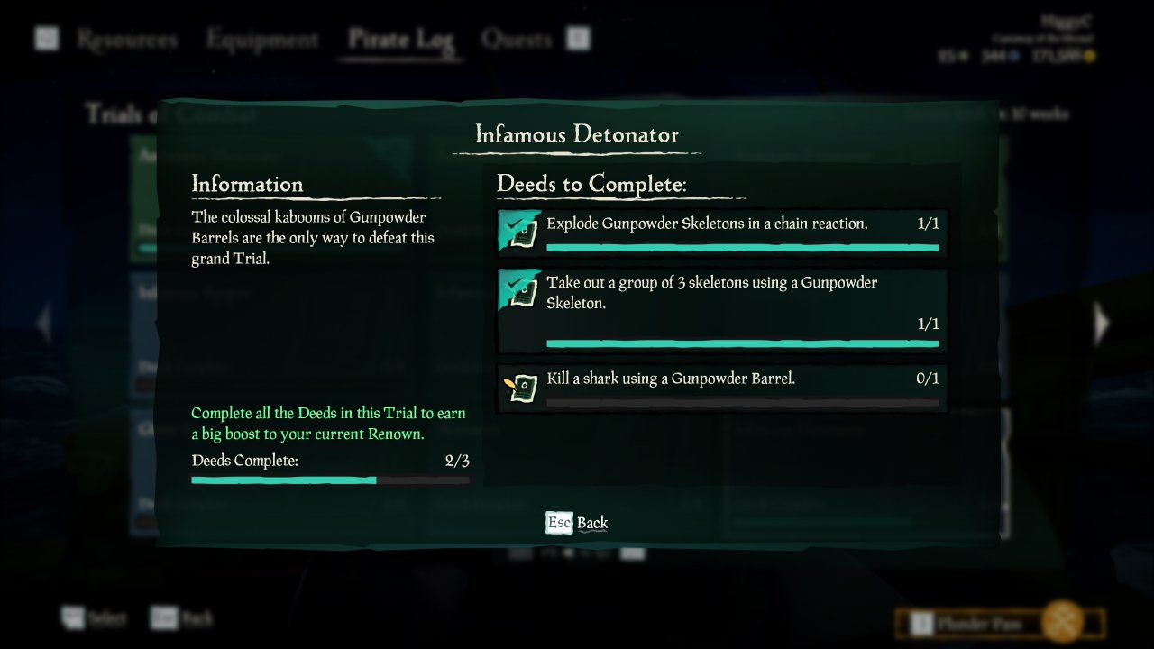 How to get Renown in Sea of Thieves