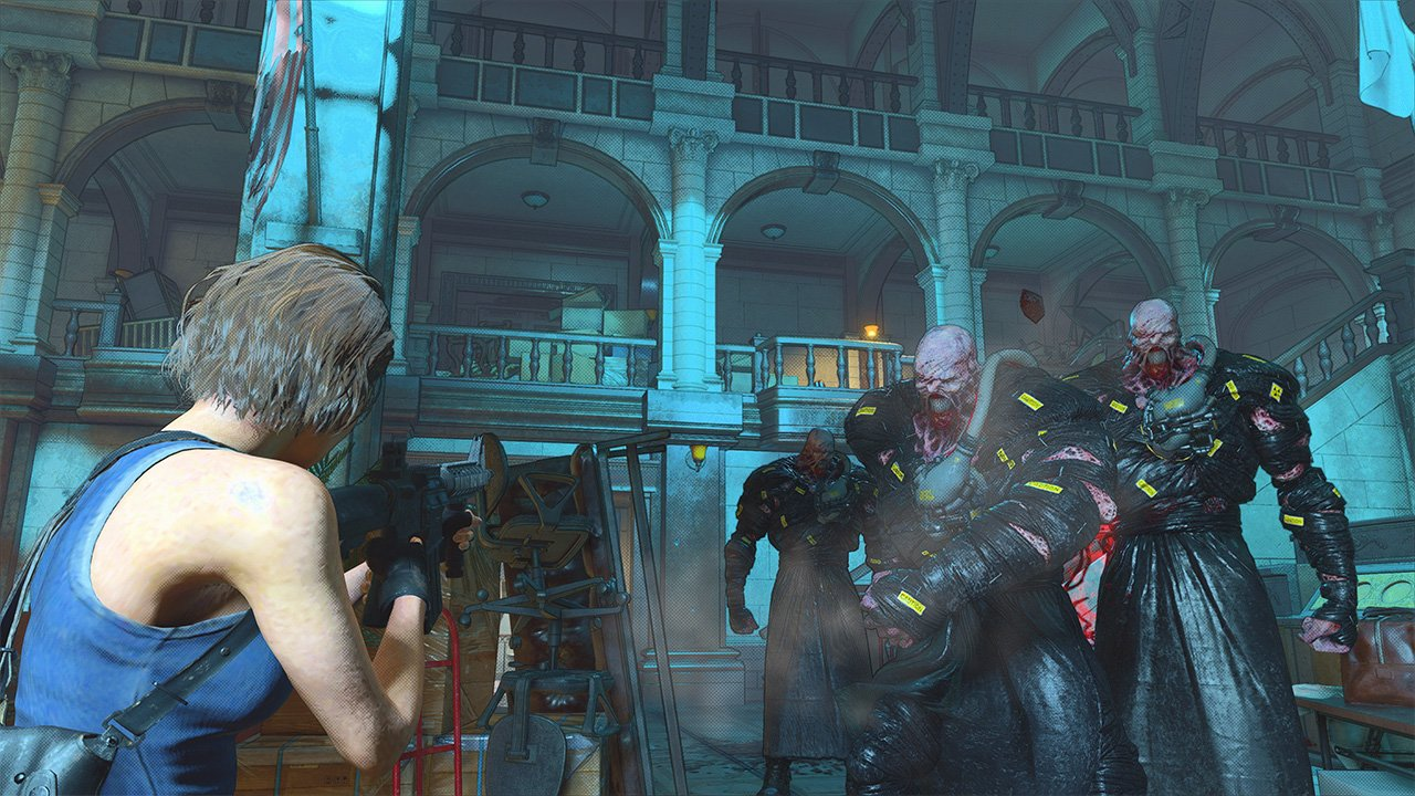How to join the Resident Evil reverse closed beta