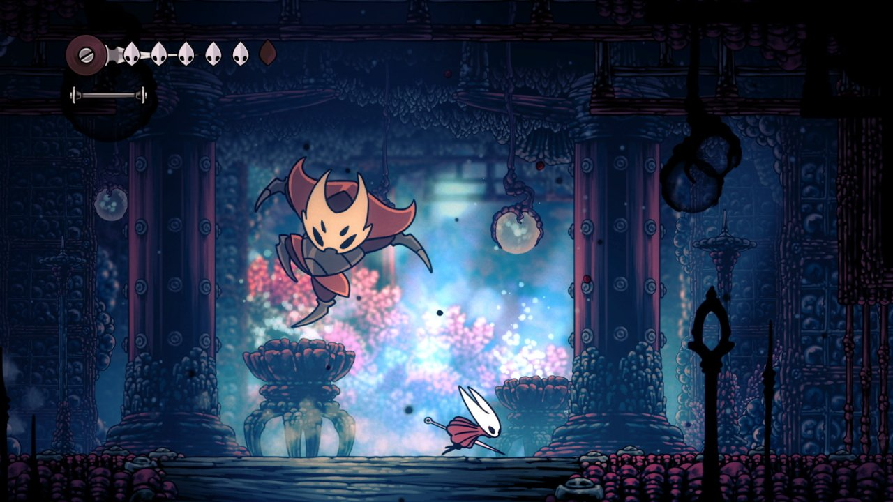 most anticipated games 2021 hollow knight silksong