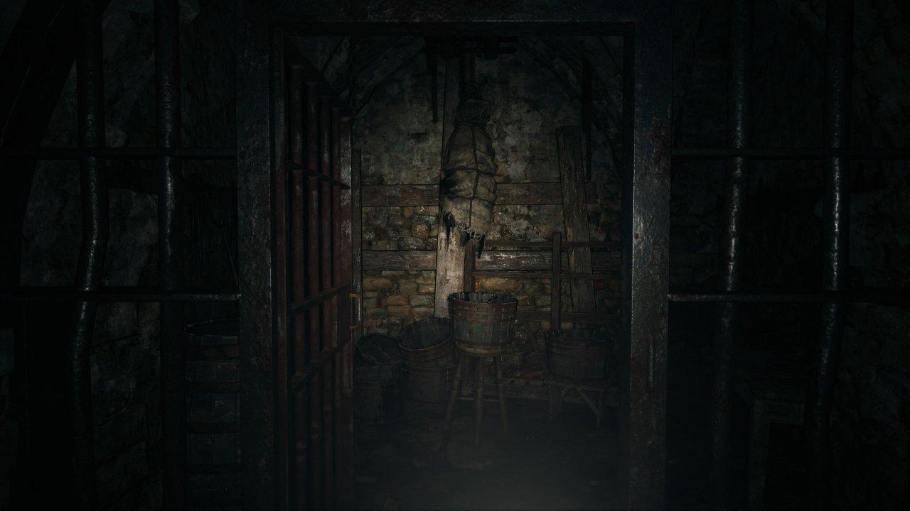 Resident Evil village maiden demo walkthrough