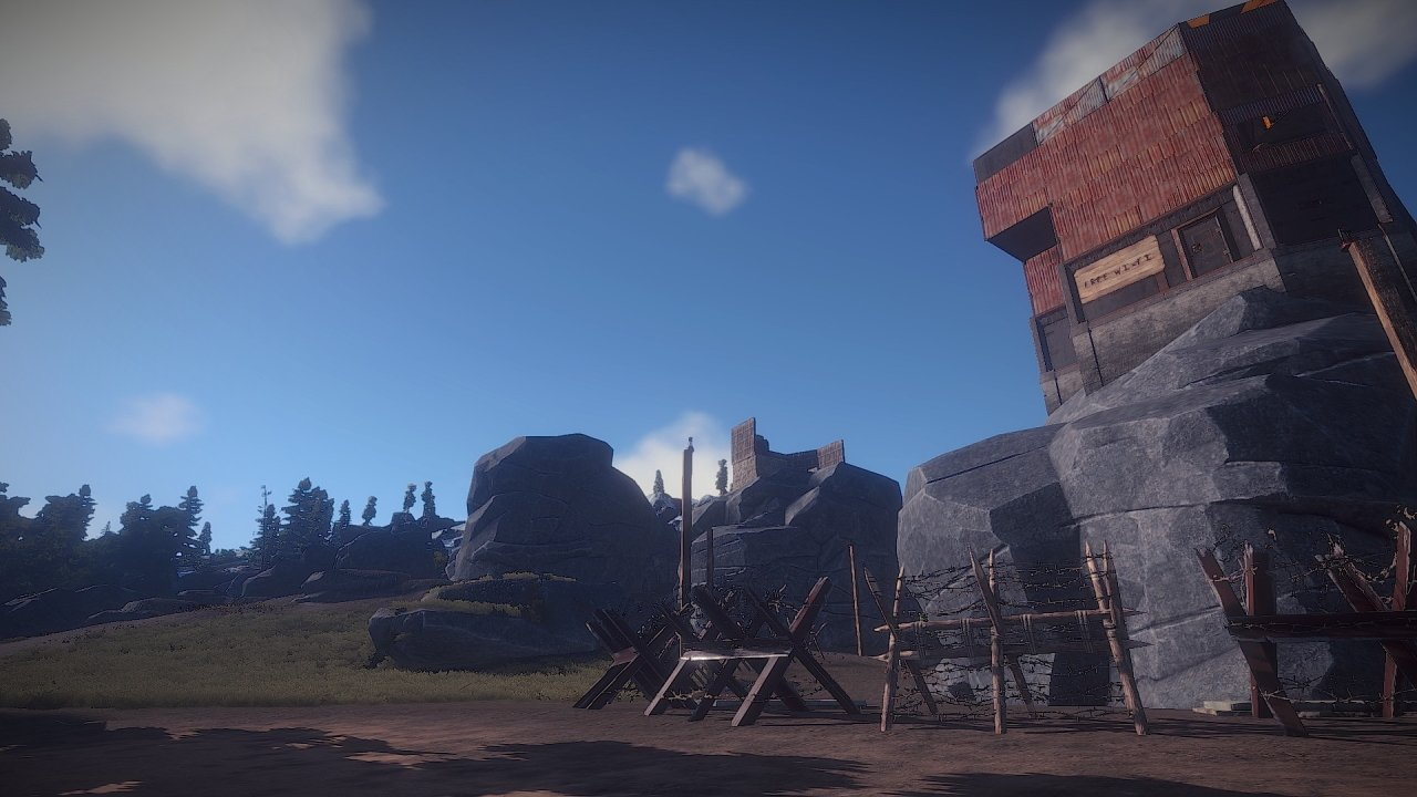Rust steam player records twitch viewership