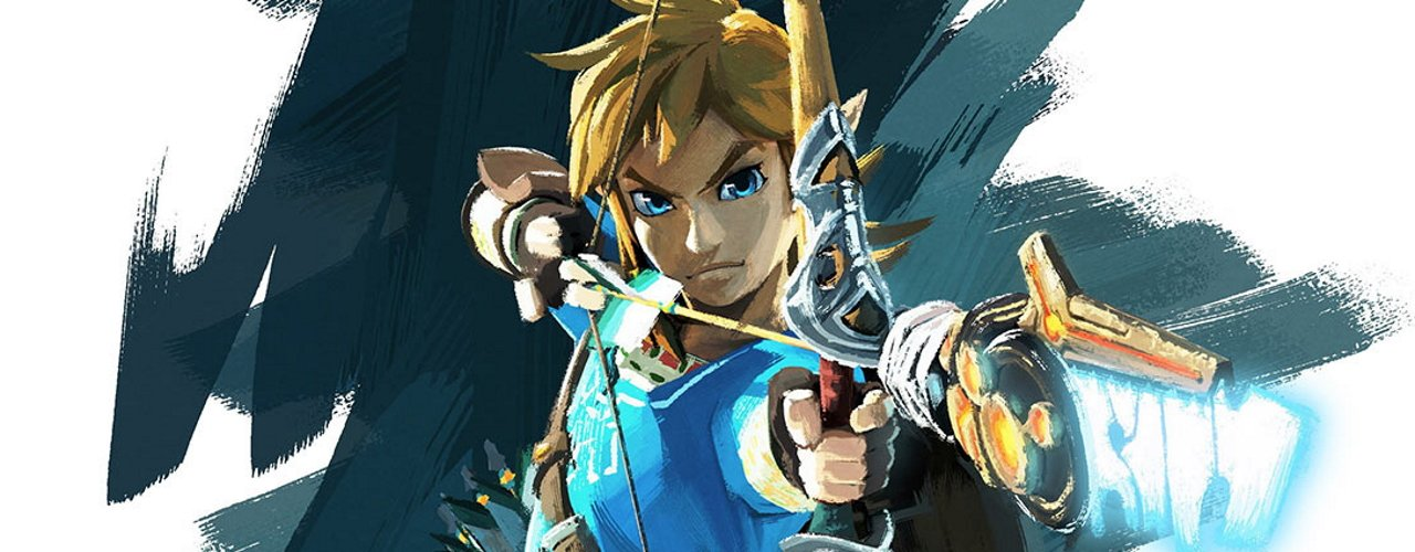 The best breath of the wild trick shots and stunts
