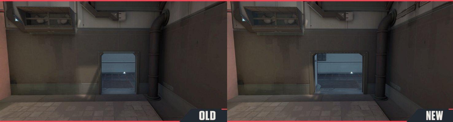 Valorant split map changes mid