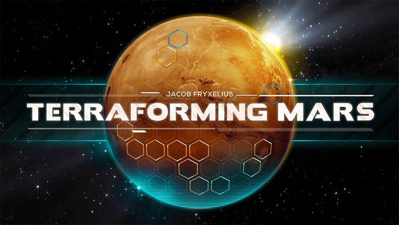 Video games like the expanse Terraforming Mars steam