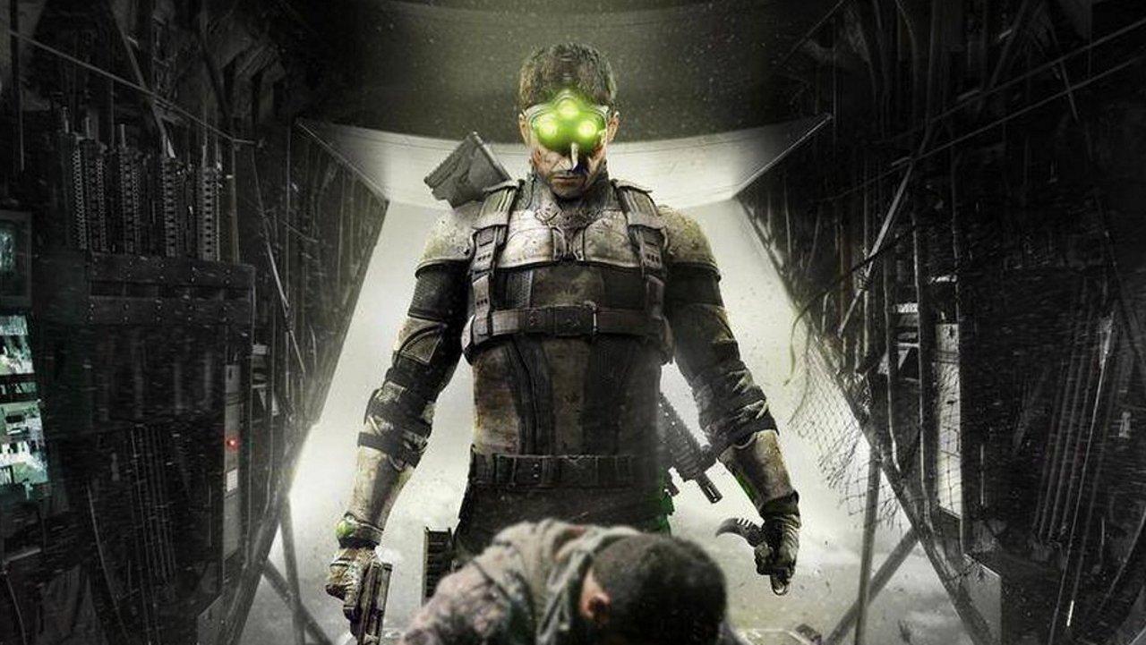 All netflix video game series splinter cell