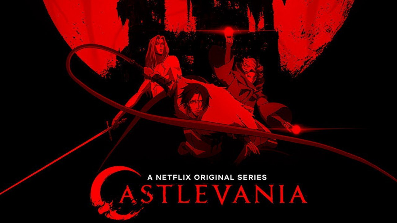 All netflix video game shows movies castlevania