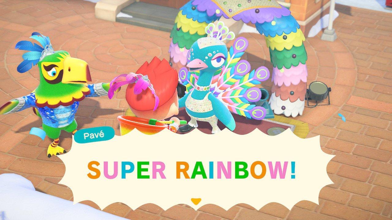 Animal Crossing new horizons festivale guide