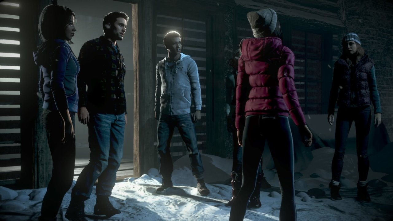 best games to play on a date until dawn