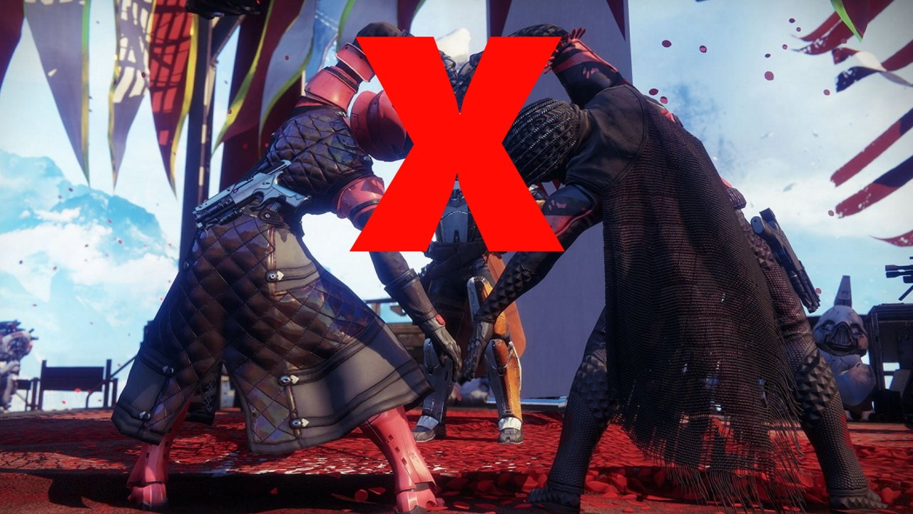 Destiny 2 Crimson Days even cancelled