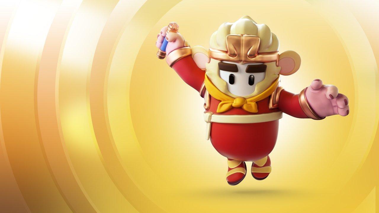 Fall Guys Monkey king lunar new year event