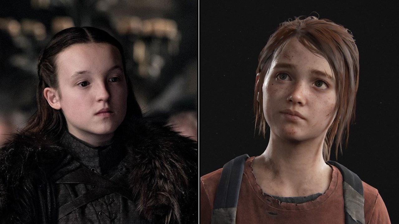 The last of us hbo tv ellie bella ramsey
