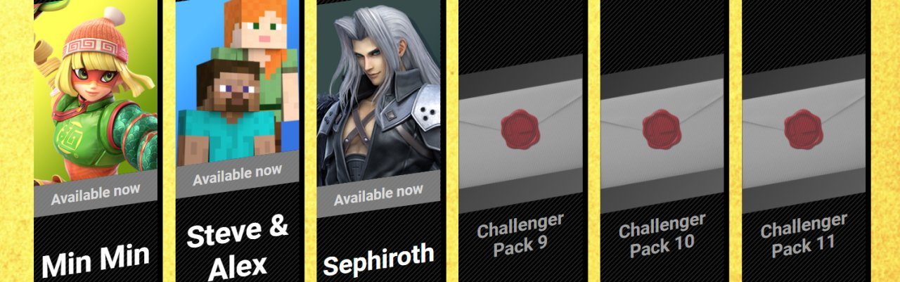 Nintendo Direct feb 17 smash ultimate