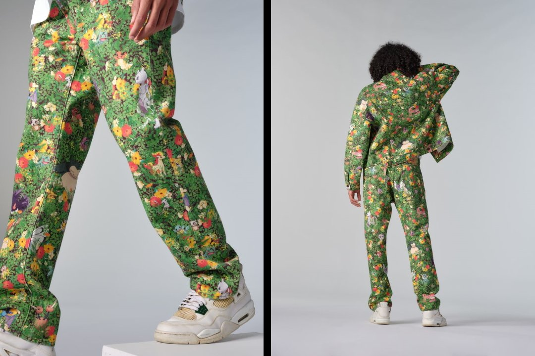 Pokemon Levis clothing