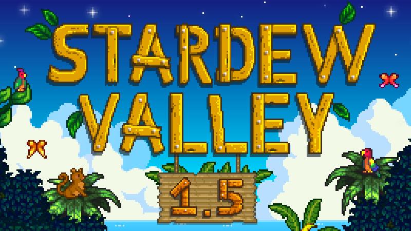 stardew valley 1.5 update consoles