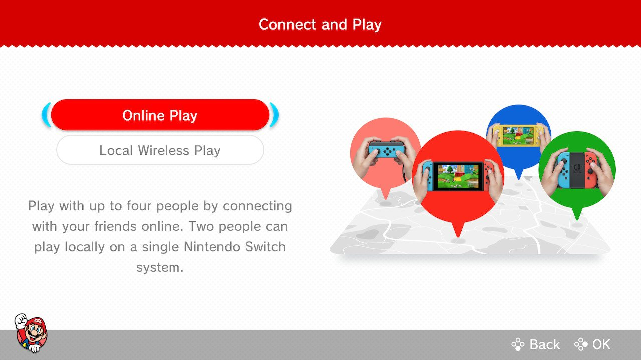 how to play Super Mario 3D World online with friends