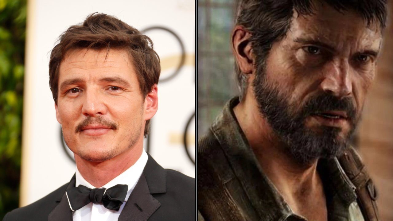 The Last of us hbo Joel pedro pascal