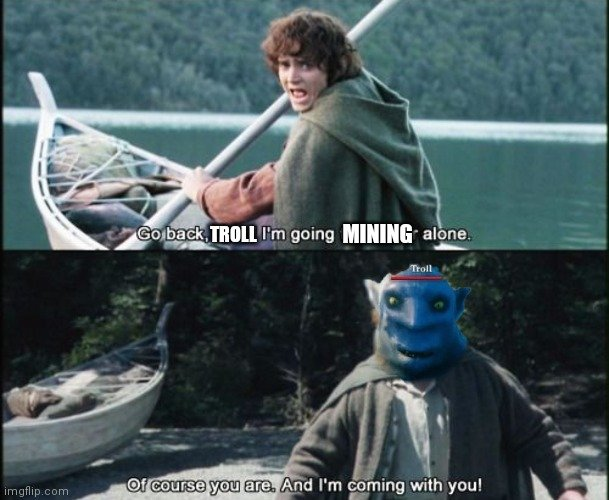 Valheim memes lotr troll