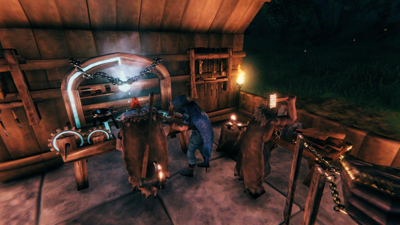 Valheim pickaxes how to unlock the pickaxe