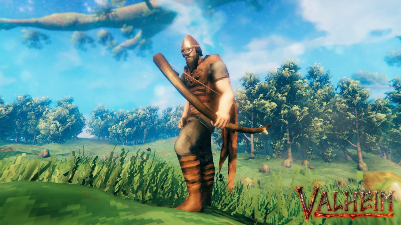 What is Valheim game steam