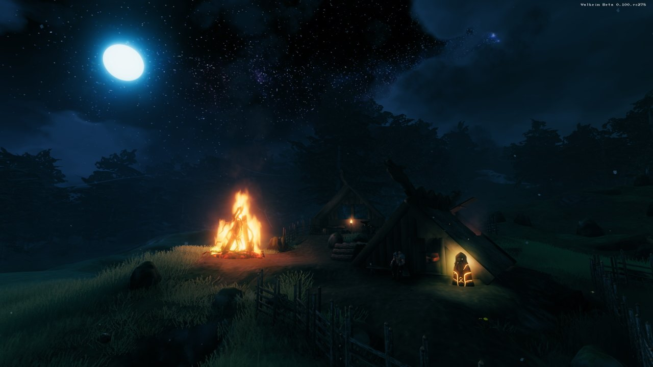 What is valheim viking steam game