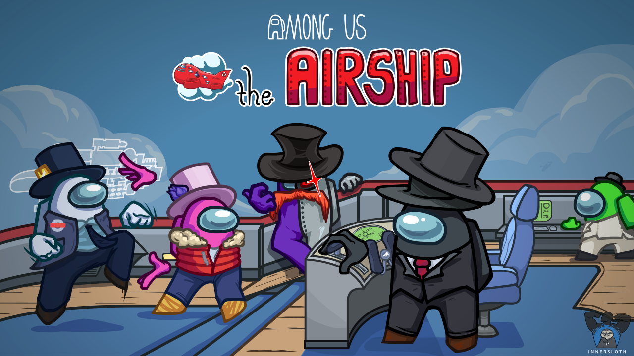 Among us airship map release date