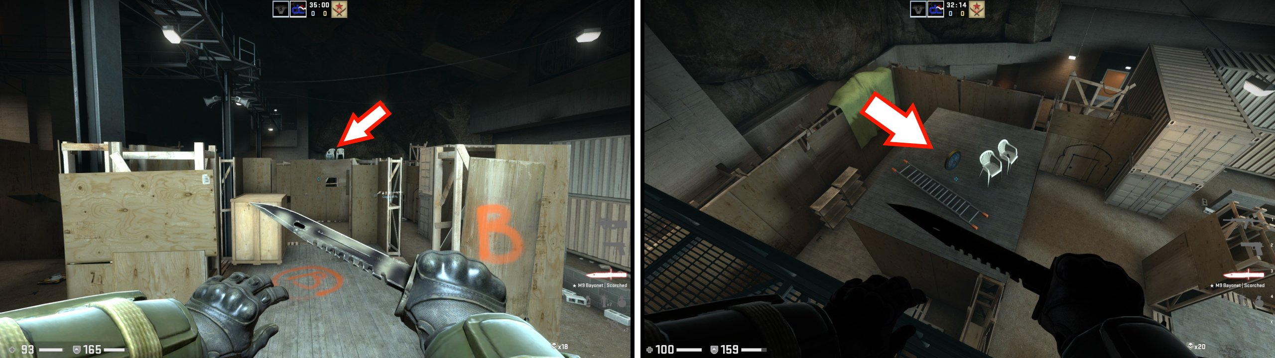 CS:GO Operation Broken Fang Hidden Coin locations week 16 coin 2