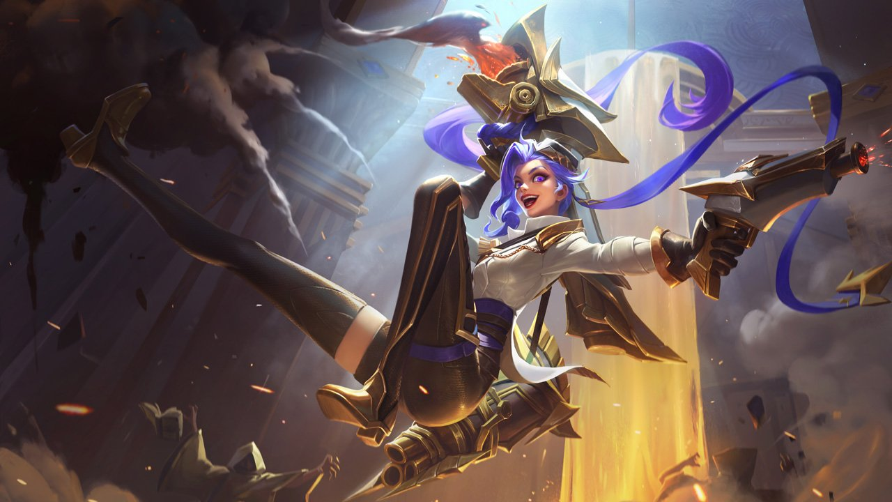 How to get the glorious jinx skin league of legends wild rift