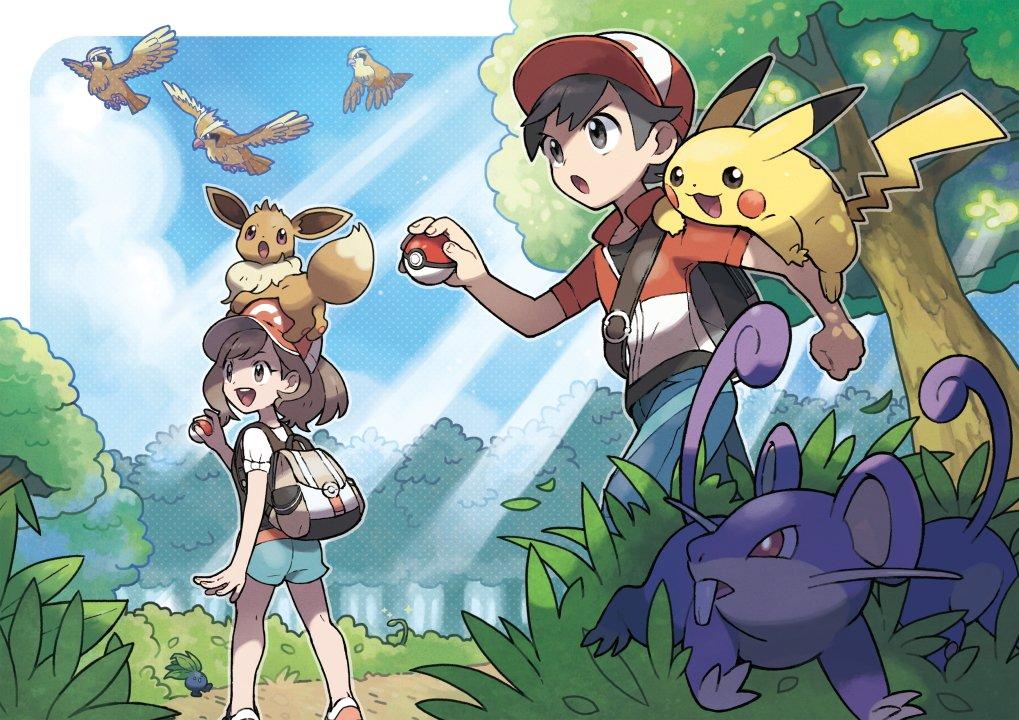 Returning to pokemon guide