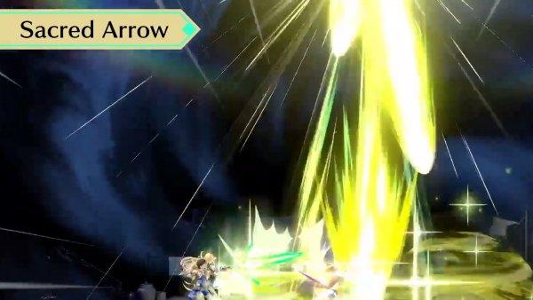 Smash ultimate mythra final smash