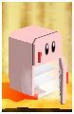 Best kirby transformations refrigerator kirby