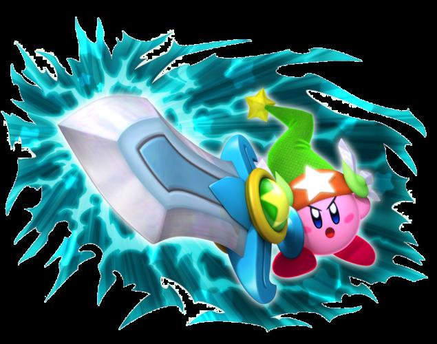 Best kirby transformations ultra sword