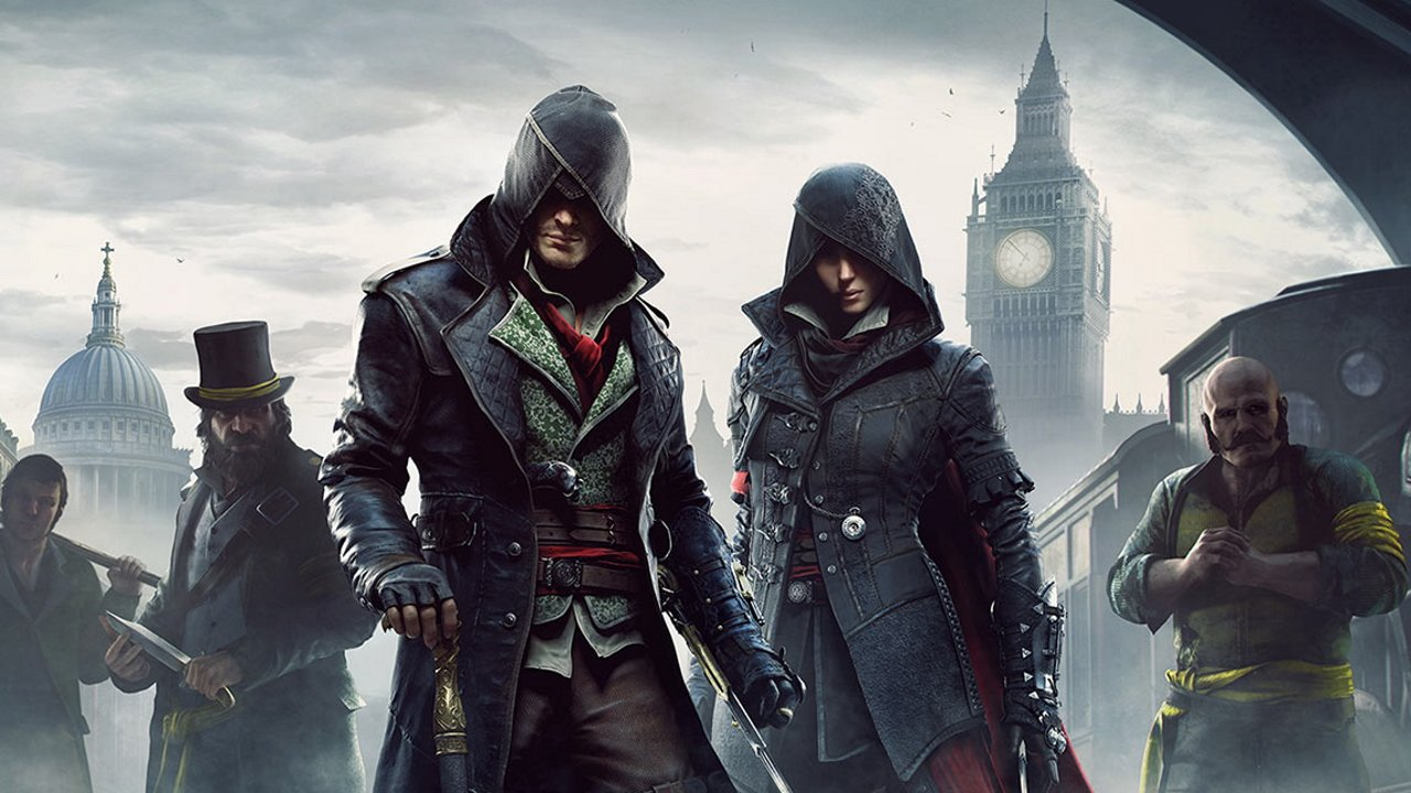 best video game siblings assassins creed syndicate
