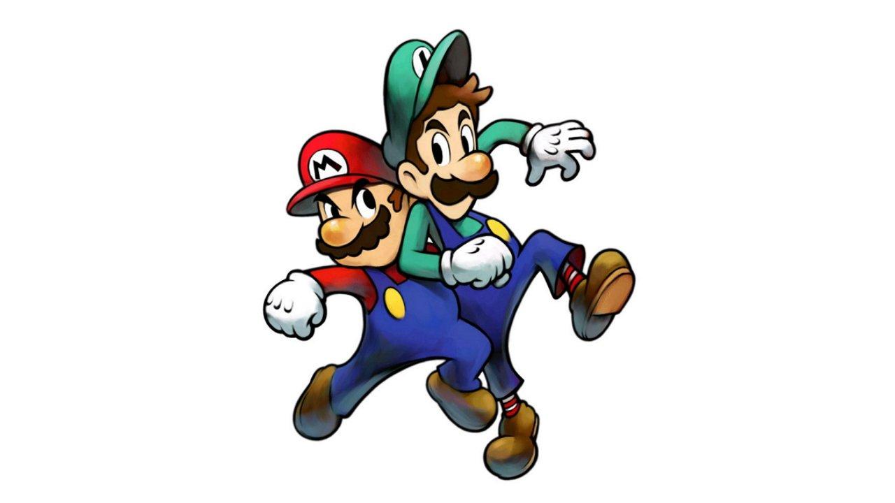 The best video game siblings mario luigi mario bros