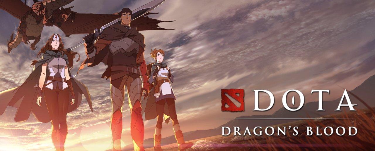 Dota dragon's blood interview composer dino meneghin