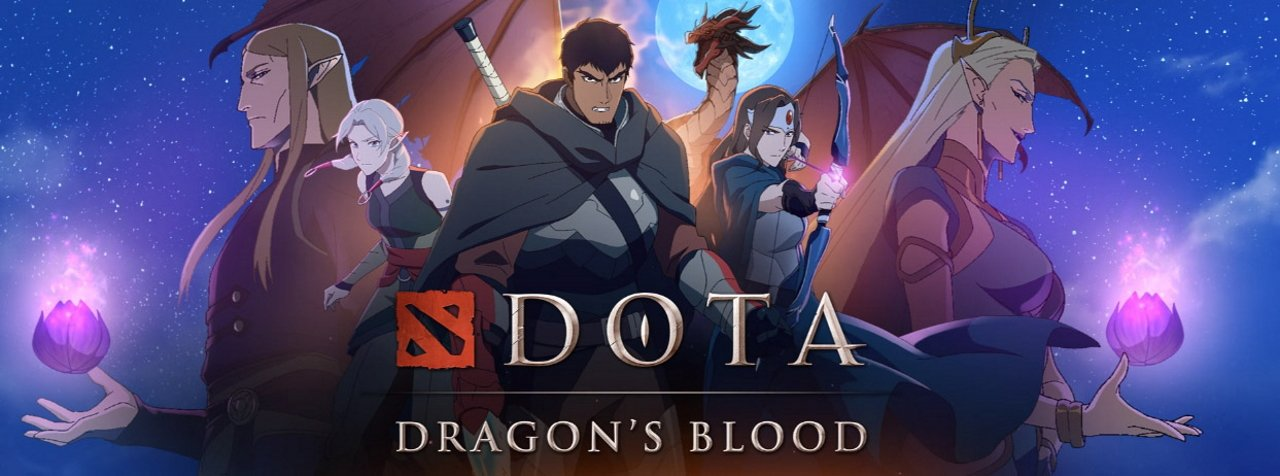 Dota Dragons blood dino meneghin interview composer