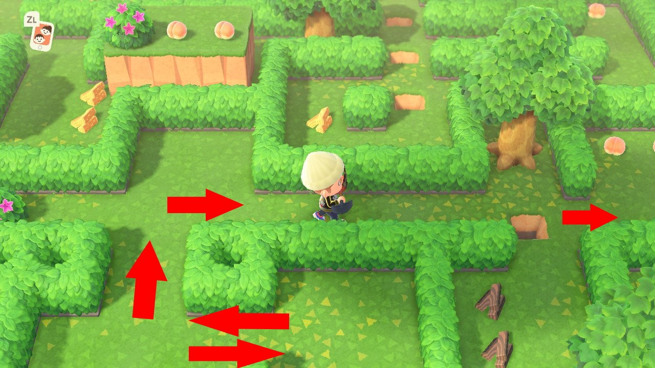 How to solve the may day maze animal crossing new horizons 2021