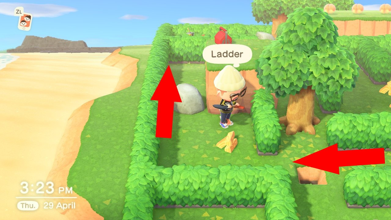 How to solve the may day maze animal crossing new horizons